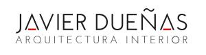 Javier Dueñas. Arquitectura Interior Logo